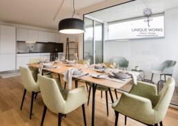Unique Works airbnb Interior Design Wohnberatung