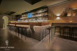 Unique Works Interior Design Gastro Einrichtung Restaurant Bar